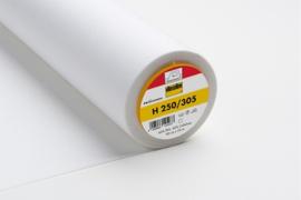 Vlieseline H250  vanaf 25 cm