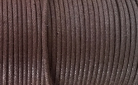 2 mm Bruin Katoenkoord