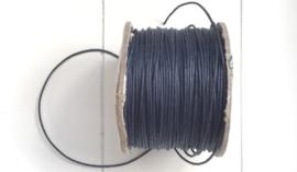 0.5 mm Donker Blauw Katoenkoord
