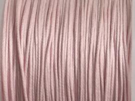 0.5 mm Licht Rose Katoenkoord