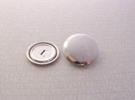 Stofknoop  29 mm  zelf maken