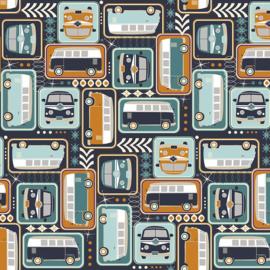 Volkswagen busje, Groovin Main Navy