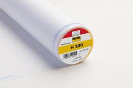Vlieseline H200  vanaf 25 cm