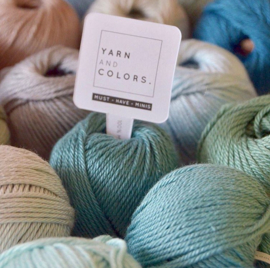 Must Have Mini - Yarn and Colors