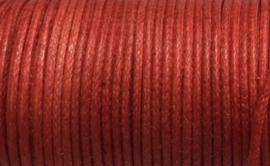 1 mm Rood Katoenkoord