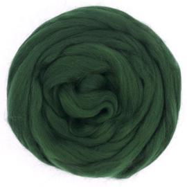 Merino Lontwol Donker Groen