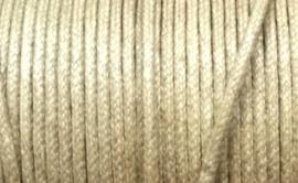 1 mm Licht Bruin Katoenkoord