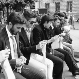 Basis Haken en Breien voor Mannen