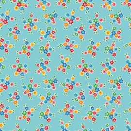 Coupon Arbor Bouquet Aqua