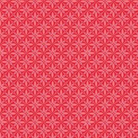 Rood Rose sterren