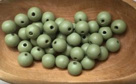 Licht Leger Groen 12 mm (20 st)