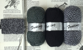 Footing sokkenwol - Lammy Yarns
