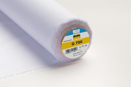 Vlieseline  G700 Wit vanaf 25 cm