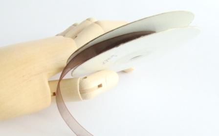Organzalint Bruin 10 mm