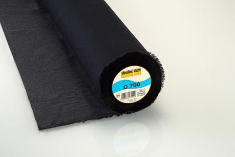 Vlieseline  G700 Zwart vanaf 25 cm