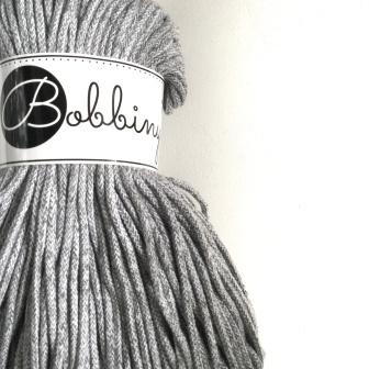 Bobbiny Junior Grey Melange