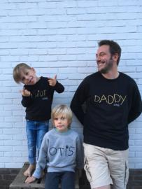 "T-shirt ""name/daddy"""