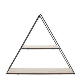 Presentatierekje driehoek