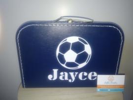 Koffer - 'Voetbal'