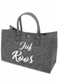 "Vilten tas groot - ""Juf Roos"""