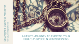 Soul Aligned Business Make-Over Program
