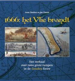 1666, het Vlie brandt