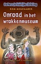 Onraad in het Wrakkenmuseum