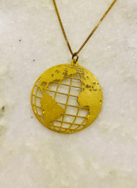 The Earth necklace