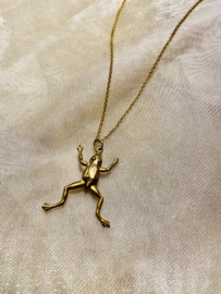 Froggy necklace