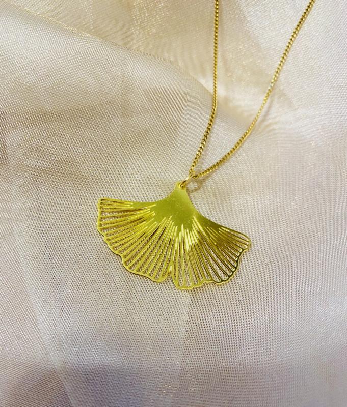 Ginko necklace