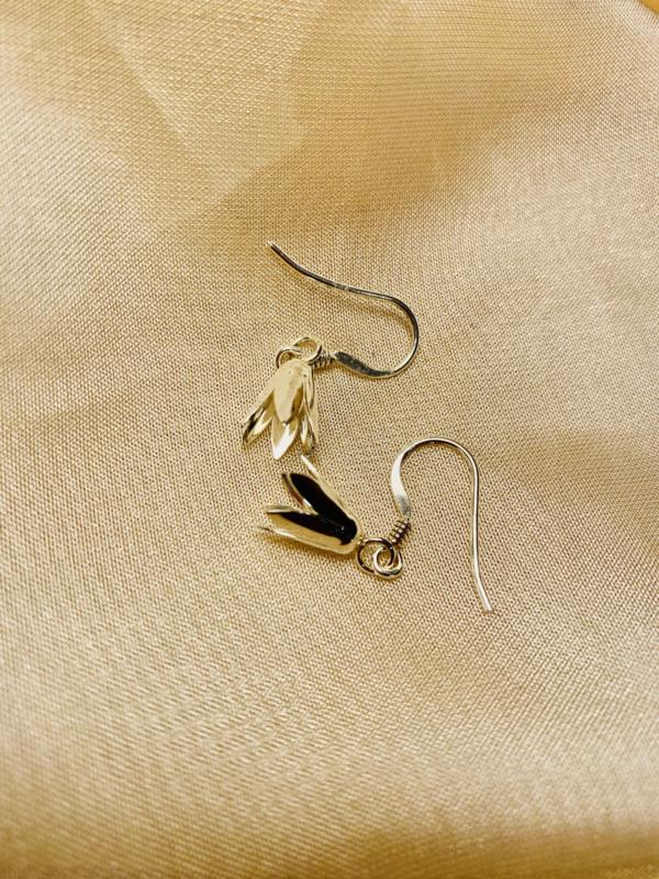 Tulips earrings