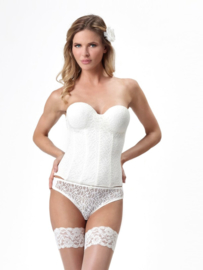 Full figure torsolet | Lace