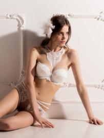 Penrose Bra | Silk and lace