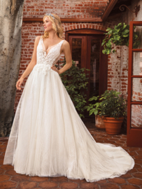 Eden: a magical ballgown wedding dress. €1.595