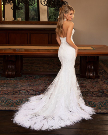 Adeline*: voor de onconventionele bruid. Prijs: €2.295