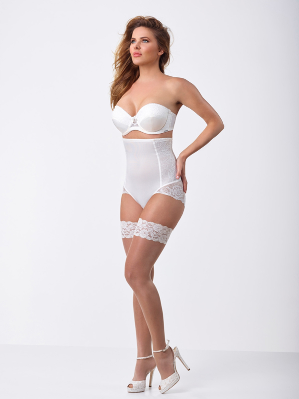 Lace shaping slip