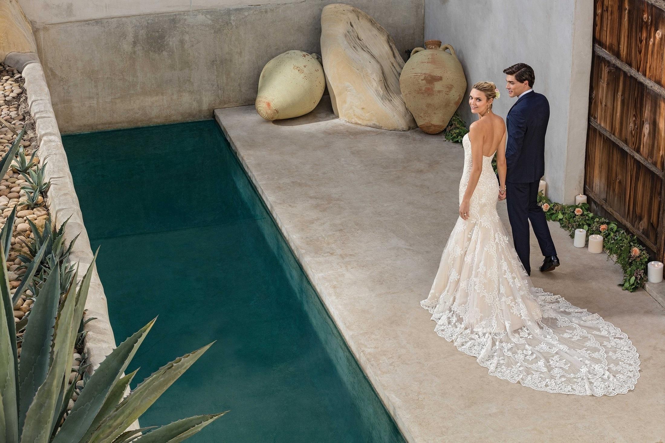 De mooiste bruidsmode