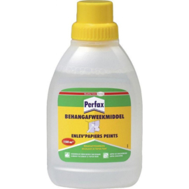 Perfax Behangafweekmiddel - 0,5 liter