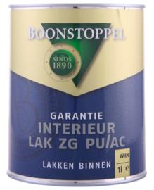 Boonstoppel Garantie Interieur Lak ZG PU/AC - Alle Kleuren - 1 liter