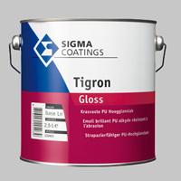 Sigma Tigron Gloss - Wit - 1 liter