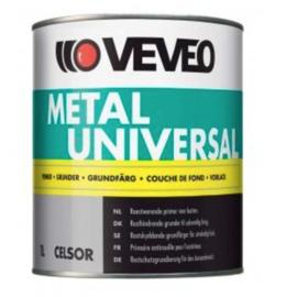 Veveo Metal Universal - ral 9002 - 2,5 liter