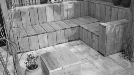Steigerhoutbeits - Grey Wash - 2,5 liter