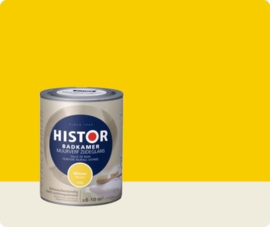 Histor Schimmelbestendige Badkamer Muurverf Zijdeglans - Mimosa 1732 - 5 liter