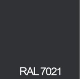 TUINBEITS kleur RAL 7021 ZWARTGRIJS - 2,5 liter