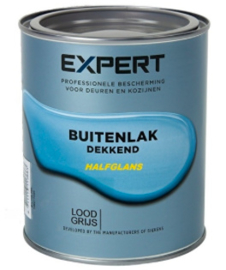 Sikkens Expert Buitenlak Halfglans - Monumentengroen - 3 maal 0,75 liter