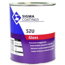 Sigma S2U Gloss - Wit - 1 liter