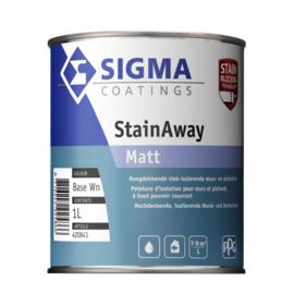 Sigma StainAway Matt - Wit - 5 liter