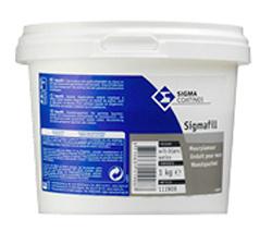 Sigma Sigmafill - Wit - 15 kg