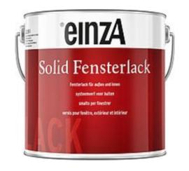 einzA Solid Fensterlack - alle kleuren - 1 Liter - Schakelverf