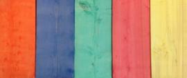 Steigerhoutbeits Transparant - Kleur Naar Keuze - 2,5 liter